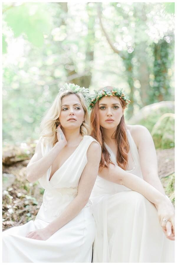 Boho Shoot Discount Designer David Fielden