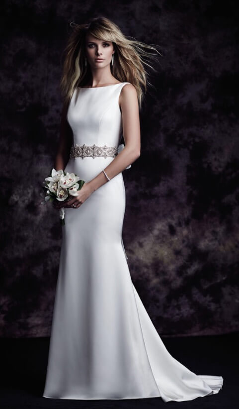 Second hand designer wedding dress | Discount Designer