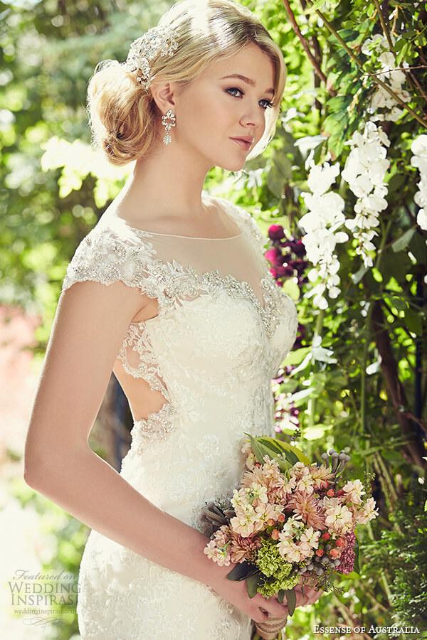 Essence of Australia Wedding Dress D1845 | Discount Designer