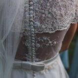 Sharon Hoey Laura Bespoke Back Detail